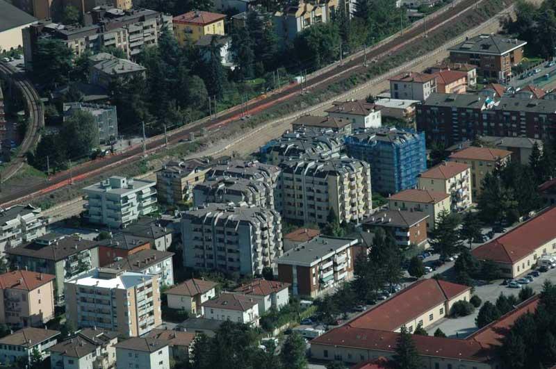 Complesso Residenziale I girasoli - Trento