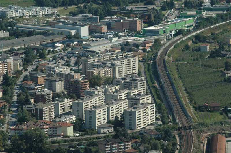 Complesso residenziale Trento 2 - Trento