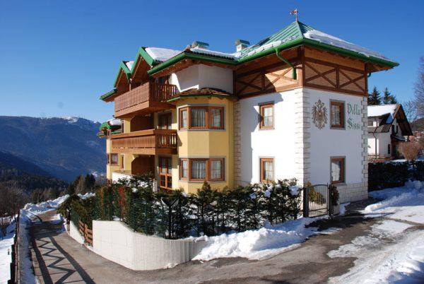 Residenza Villa Sissi - Folgaria
